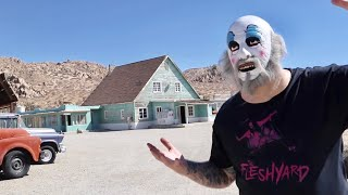House Of 1000 Corpses & The Devils Rejects Filming Locations - Captain Spaulding Museum Of Monsters