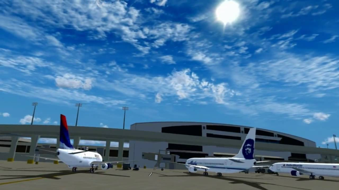 Blueprint simulations dallas intl for fsx youtube blueprint simulations dallas intl for fsx malvernweather Choice Image