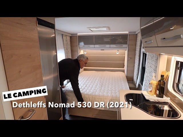 Dethleffs Nomad 530 DR (Reklame)