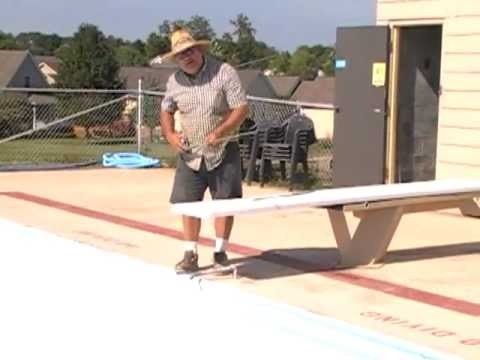 Swimming Pool Builder / Contractor, Augusta Aquatics - Diving Board Safety Issue - Part 1