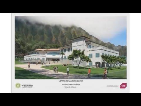 Design & Build LLRC Windward Community College, Hawaii HD