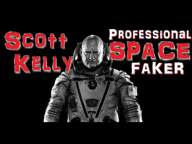 Exposing the Liars - Scott Kelly