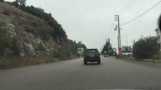 Road to Mechmech, Lebanon