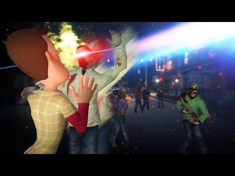 ZOMBIE OUTBREAK IN THE CITY?! (Garry's Mod Gameplay Gmod Roleplay) Zombie Apocalypse Survival! thumbnail