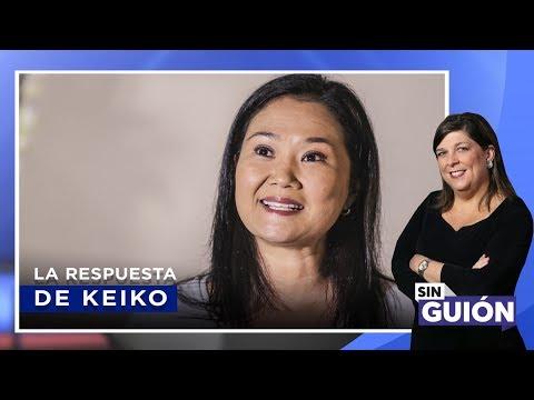 La respuesta de Keiko - Sin Guion con Rosa María Palacios