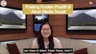 60-Seconds Posting Konten Positif di Akun Media Sosial