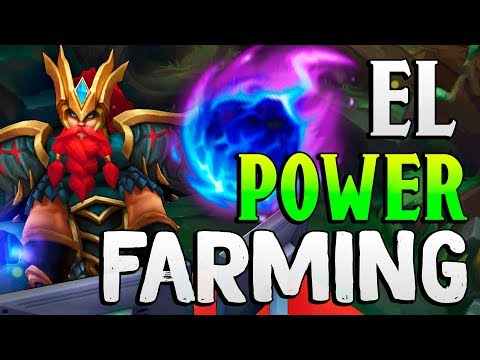 "EL PODER DEL ""POWER FARMING"" 