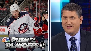 NHL Push for the Playoffs: Chances for Blue Jackets, Jets, Coyotes and Flyers? | Ep. 1 | NBC Sports