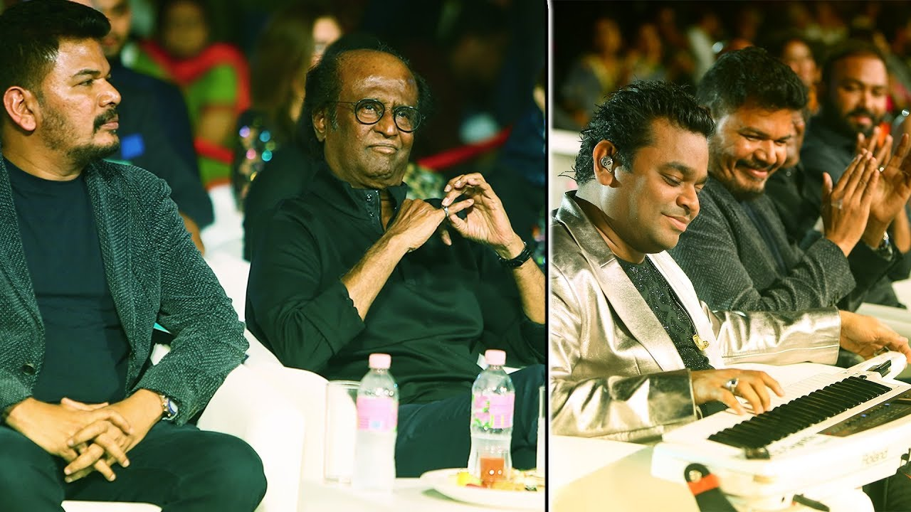 AR Rahman is the Hans Zimmer of 2.0 Epic Audio Launch\