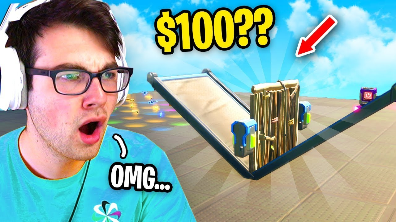 I Hosted a 1v1 Tournament with PROS for $100 in Fortnite... (sweatiest players ever)