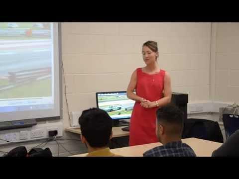 Rebecca Jackson Presentation