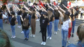"Honoring Michael Jackson - ""Jackson Street"". August 29, 2019. Moscow, Russia"