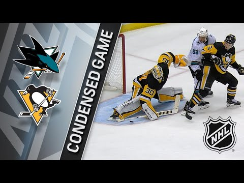 01/30/18 Condensed Game: Sharks @ Penguins