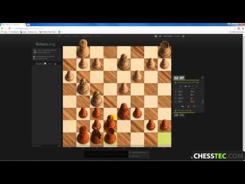 The Heinrichsen Opening - Chess game with comments and analysis