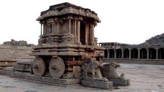 Vitthala Temple & Malyavant Raghunatha Temple - Hampi, KARNATAKA...Part (7)