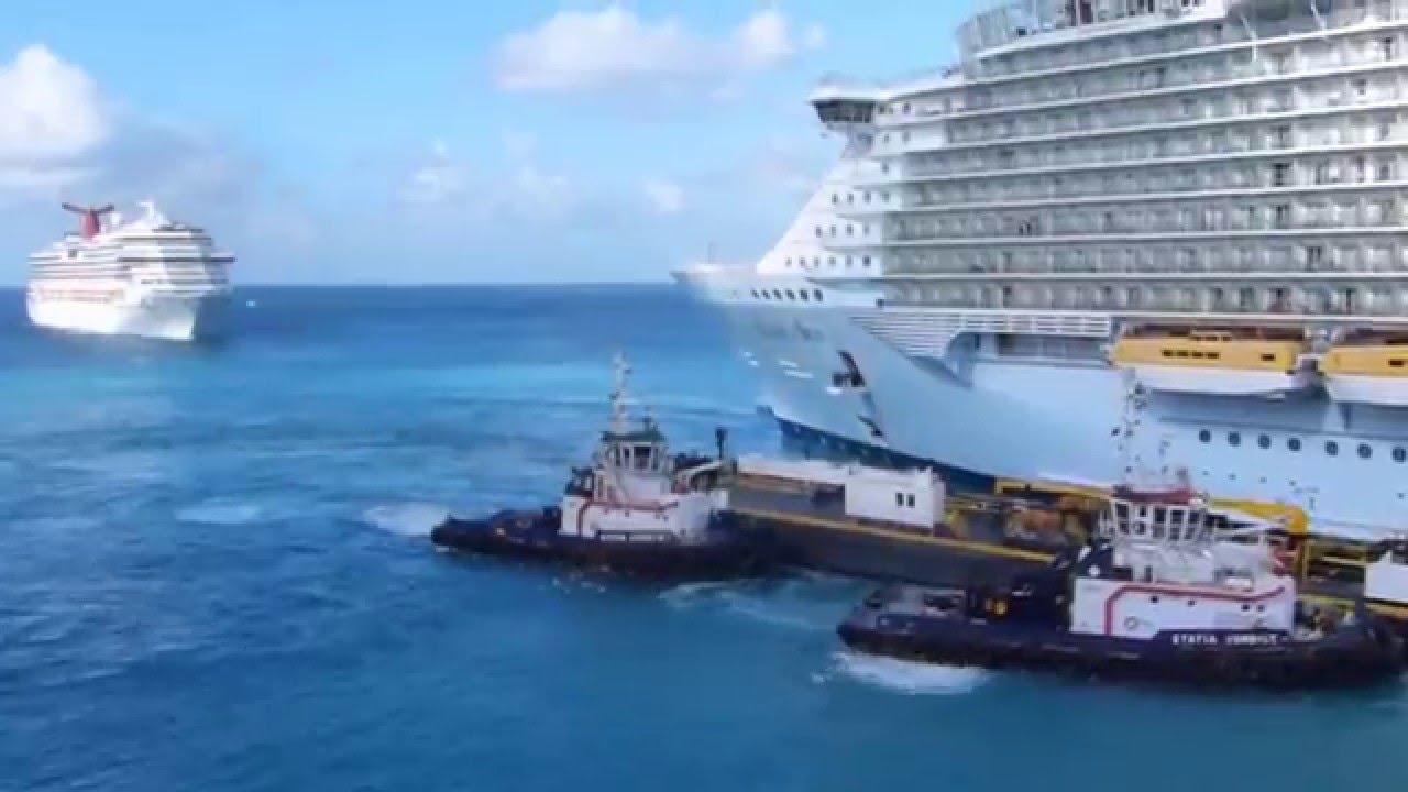 Parking Large Cruise Ships St Maarten Doovi