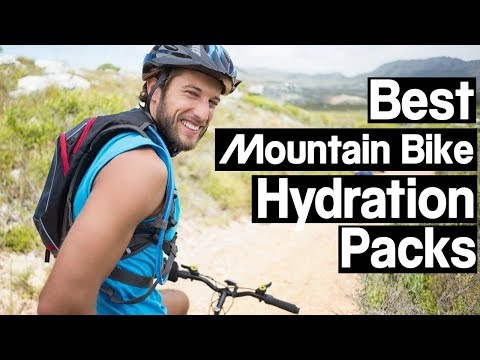 Top 4: Best Mountain Bike Hydration Packs