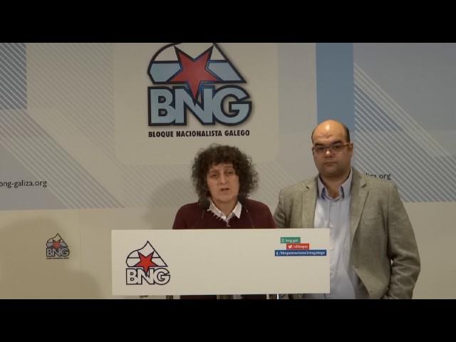 Goretti Sanmartín:  A XVI asemblea estabelecerá obxectivos políticos concretos de actuación do BNG