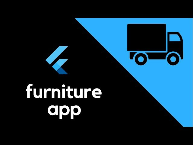 FlutterUI - Furniture App - Stats Screen