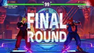[MiShenron] Gouki vs Ken [Cocota_Sama]