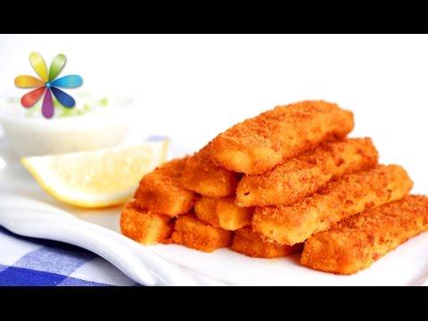 Рыбные наггетсы рецепт в домашних условиях