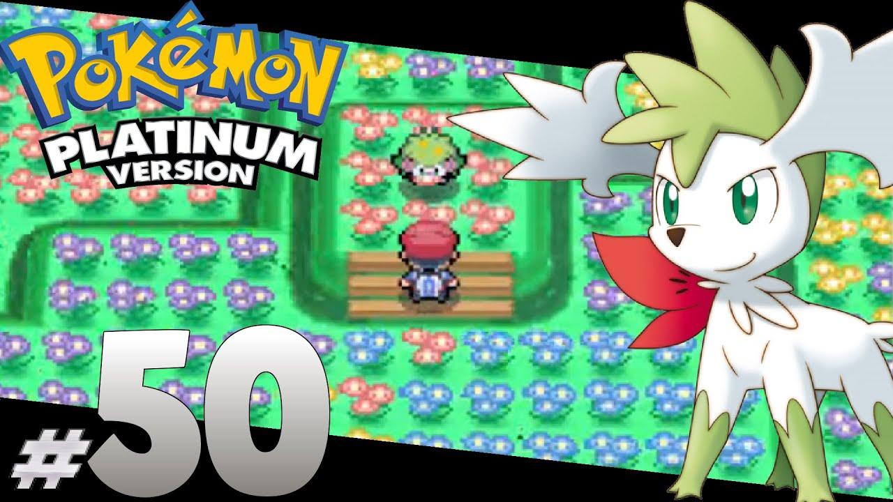 Pokemon: Platinum - Tam Çözüm#50 : Shaymin