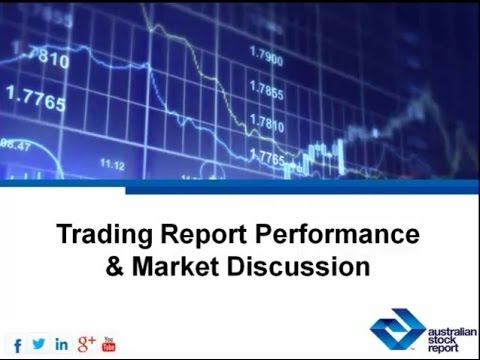 Trading Report Performance & Market Discussion June, 2015
