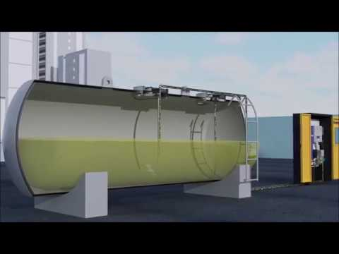 Fuel Maintenance and Polishing System (Single Tank Application)