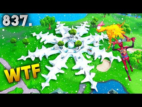 Fortnite Funny WTF Fails and Daily Best Moments Ep.837