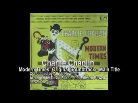 charlie chaplin soundtrack modern times part 14 youtube - Fantastisch Garageneinfahrt Am Hangil