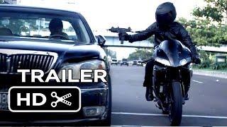 The Raid 2: Berandal Official TRAILER 1 (2014) Action Movie Sequel HD