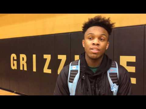 Ypsilanti guard Corey Allen talks basketball, commitment to Detroit Mercy