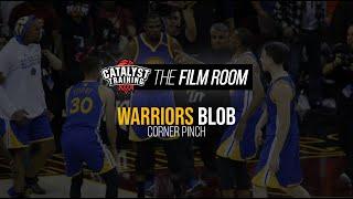 Warriors Corner Pinch || BLOB