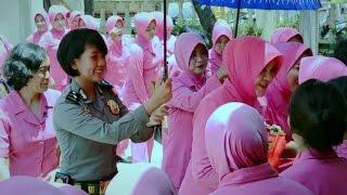 Tatap Muka Ketua Bhayangkari Polres Lampung Tengah