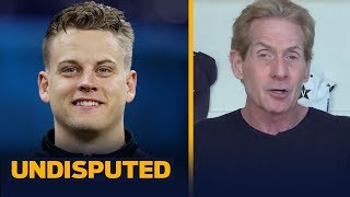 Joe Burrow is the No. 1 draft pick over Tua. It's no contest - Skip Bayless | NFL | UNDISPUTED