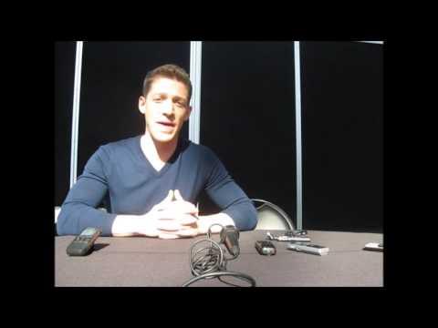 Sleepy Hollow: Zach Appelman Press Room Interview- NYCC