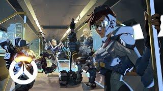 King's Row Uprising Origin Story | Overwatch (EU)