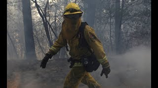 Many missing as wildfires devastate Northern California