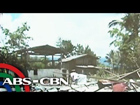 TV Patrol: War zone sa Butig, Lanao del Sur, nagdulot ng matinding pinsala sa mga residente dito