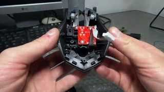 Полный разбор A4Tech Bloody R8