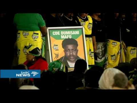 Ex Umkhonto Wesizwe commander Dumisani Mafu laid to rest