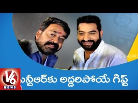 Mohanlal Surprises Jr NTR On Janatha...