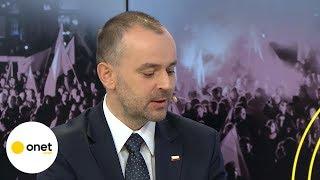 Mucha u Stankiewicza: razi mnie aktywność polityczna sędziów | Onet Opinie
