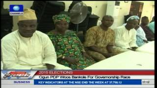 Ogun PDP Woos Bankole For Governorship Race