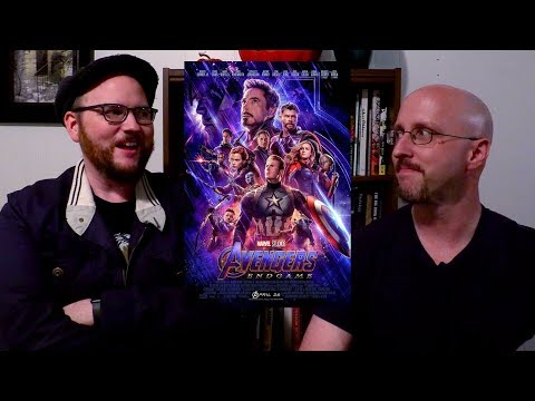 Avengers: Endgame - Sibling Rivalry