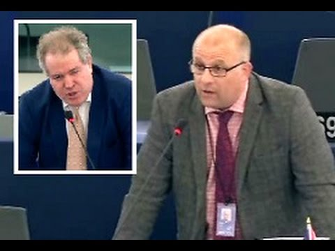UKIP MEP James Carver calls for the re-recognition of Somaliland