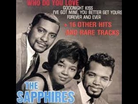 The SAPPHIRES - Who Do You Love / SHIRLEY MATTHEWS - Big-Town Boy - stereo mixes