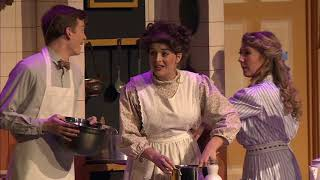 Mrs. Brill Reel in Mary Poppins