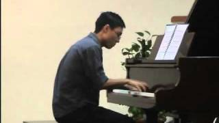 Liszt Hungarian Rhapsody No.6 D Flat Major Db 李斯特 匈牙利狂想曲