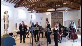 Concerto per 4 violini e archi in si min. di Antonio Vivaldi